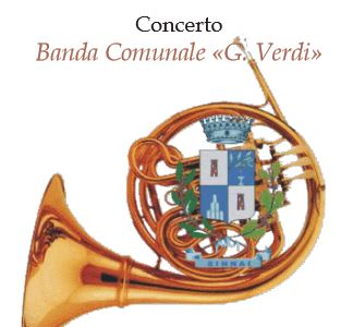 """Concerto della banda musicale<br>""""Città di Sinnai"""""""